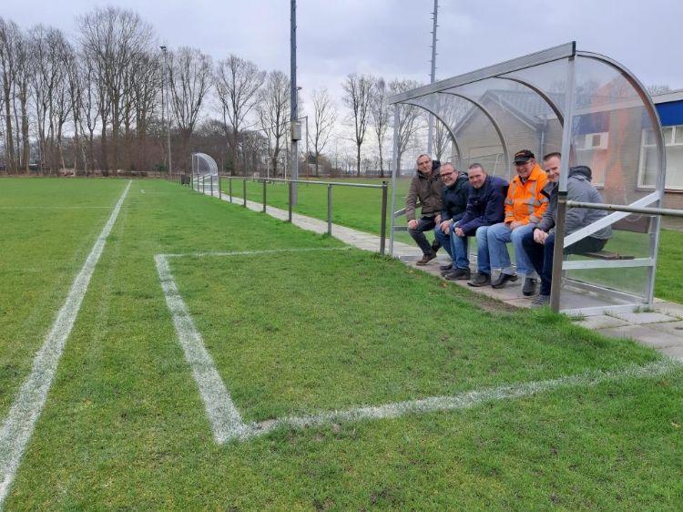 Reportage over het nieuwe O2-veld bij Lepelstraatse Boys