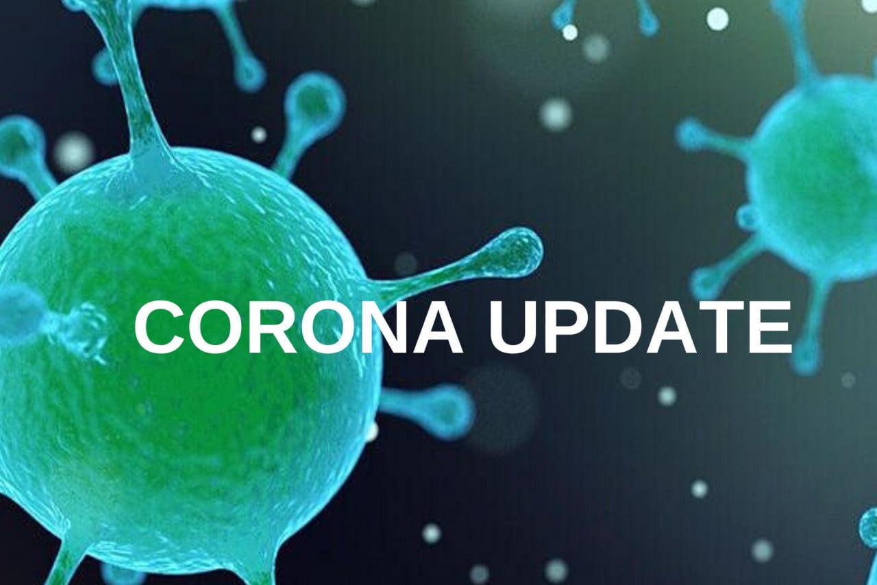 Corona update....